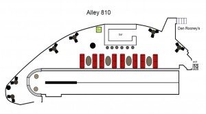 Alley 810 Layout